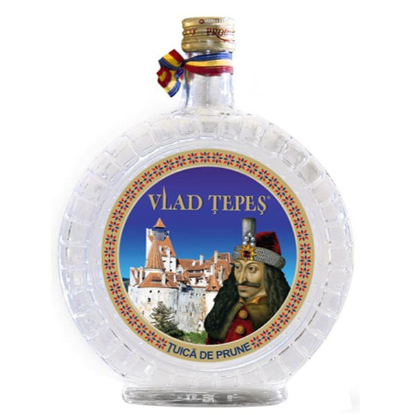 Vlad Tepes Tuica 70cl