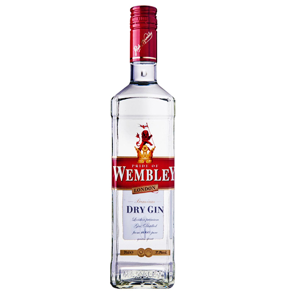 Wembley Dry Gin 70cl