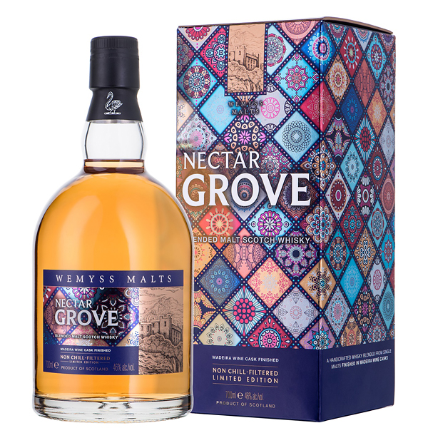 Wemyss Malts Nectar Grove 70cl