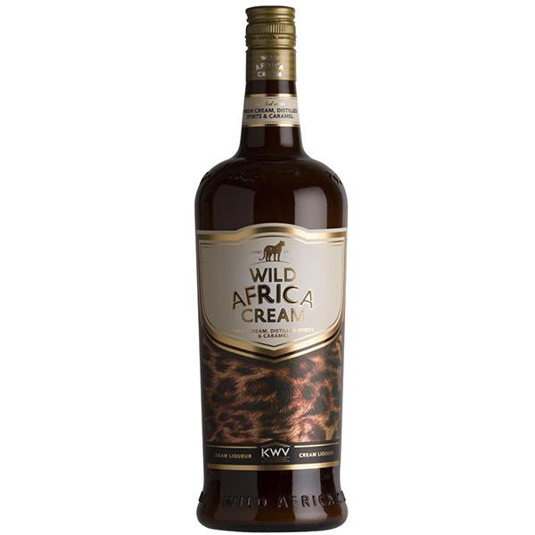 Wild Africa Cream Liqueur 100cl