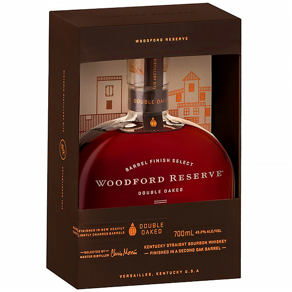 Woodford Reserve Double Oaked 70cl