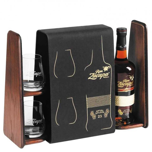 Ron Zacapa 23 ani Gift Box 70cl
