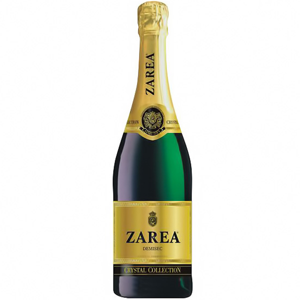 Zarea Crystal Collection Demisec 75cl