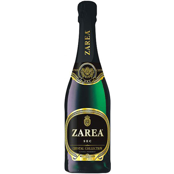 Zarea Crystal Collection Sec 75cl